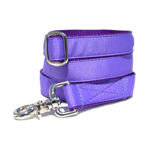Classic Hound Collar Co. | Purple Grape Dog Leash