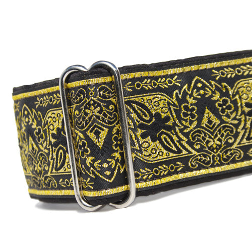 "2"" Filigree Gold Martingale"