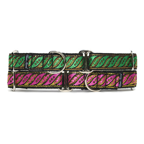 "1"" Metallic Rope Martingale"
