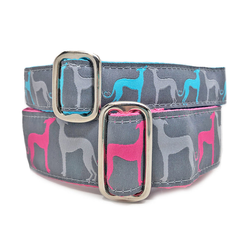 Unlined Hound Amore Buckle or Martingale