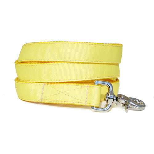 Classic Hound Collar Co. | Lemon Yellow Dog Leash