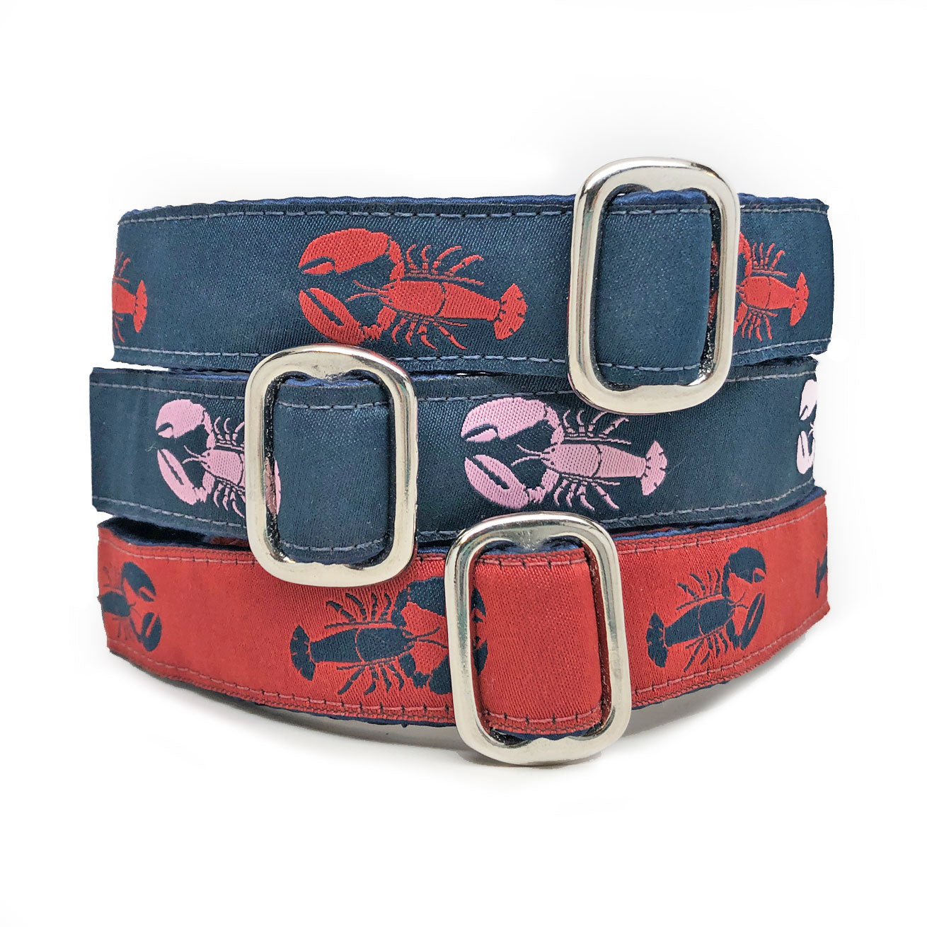 "1"" Unlined Lobster Tag Collar"