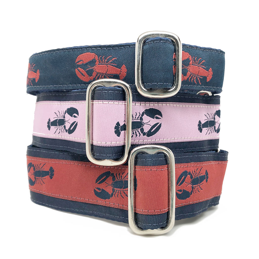 Unlined Lobster Buckle or Martingale