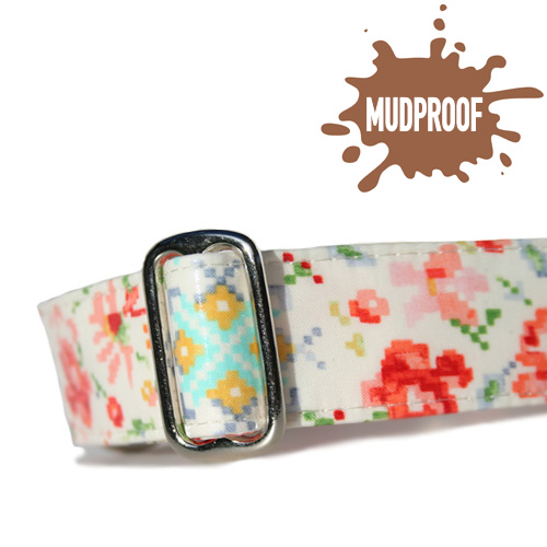 Mudproof Cross Stitch Martingale