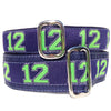 Seattle Seahawks Twelfth Man's Best Friend Martingale Dog Collar