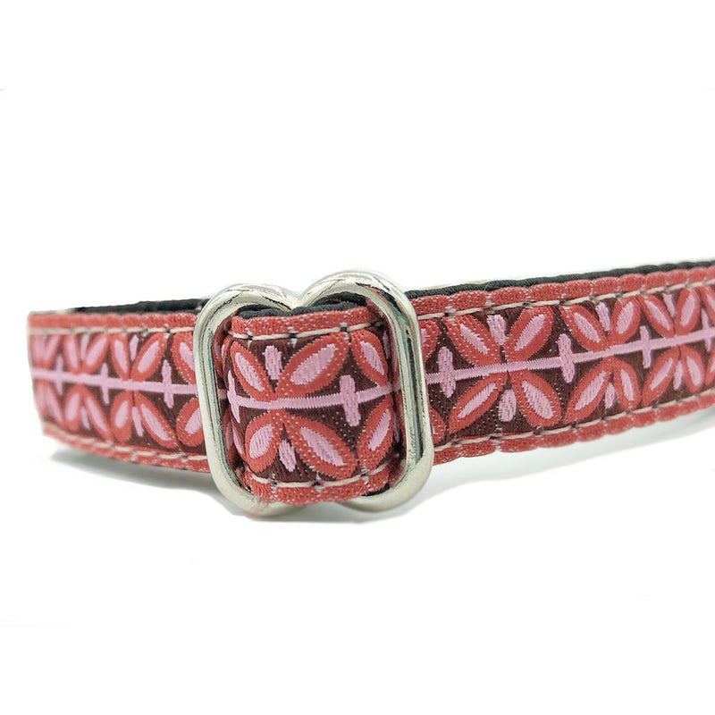 "5/8"" Satin-Lined Moana Tag Collar"