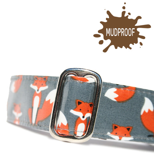 Unlined Mudproof Foxy Buckle or Martingale