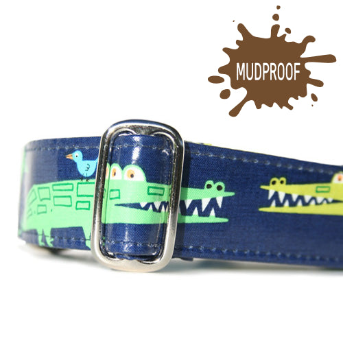 Unlined Mudproof Gator Buckle or Martingale