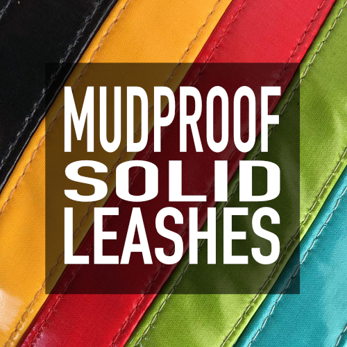 Mudproof Solid Leashes