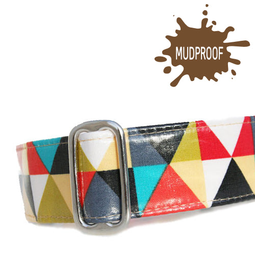 Unlined Mudproof Tessellation Buckle or Martingale