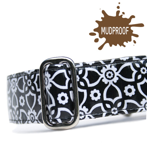 Unlined Mudproof Trellis Buckle or Martingale