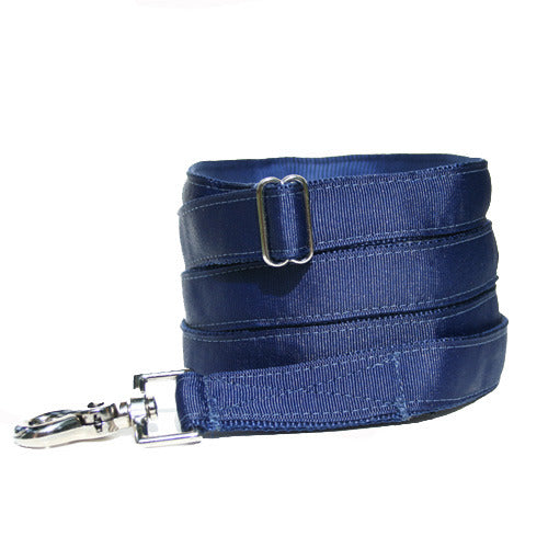Classic Hound Collar Co. | Navy Blue Dog Leash