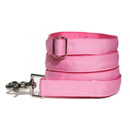 Classic Hound Collar Co. | Blush Pink Dog Leash
