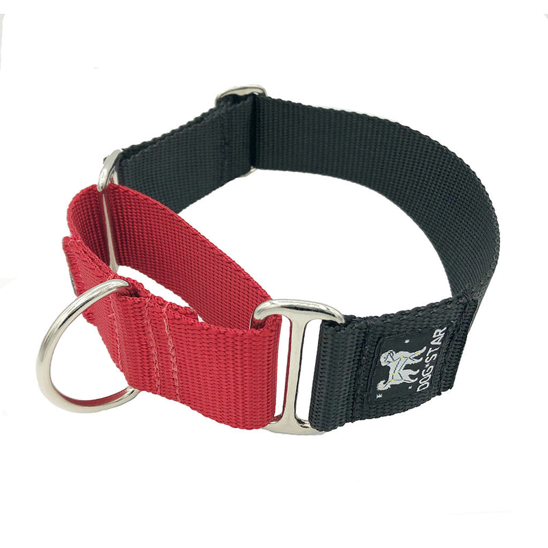 "1.5"" Naked Nylon Trailblazer Martingale"