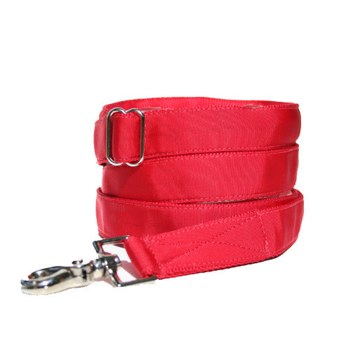 Classic Hound Collar Co. | Cherry Red Dog Leash