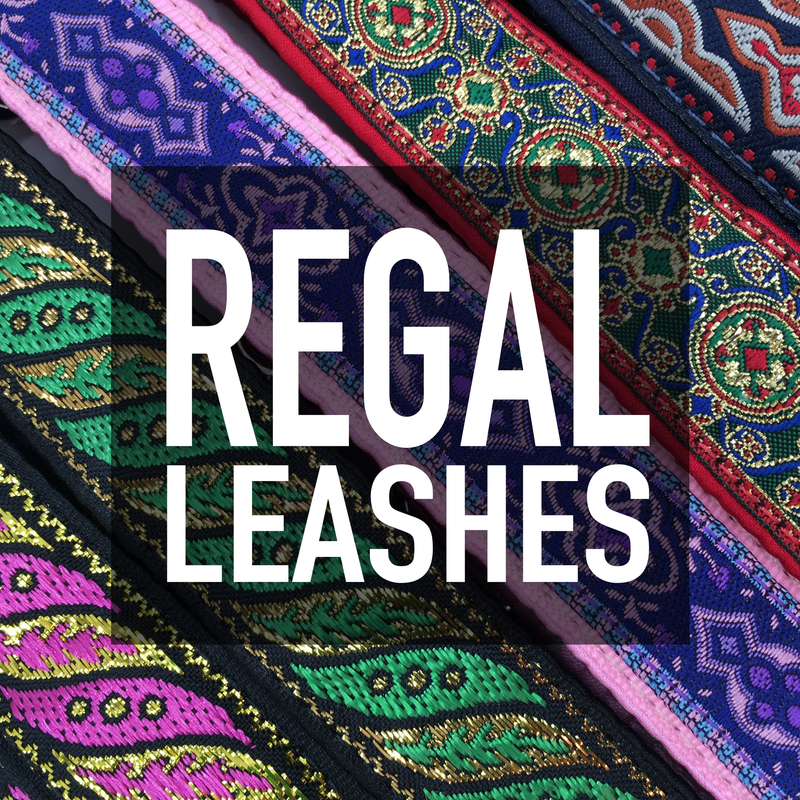 "1"" Regal Leashes"