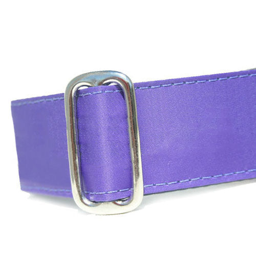 Sailcloth Purple Buckle