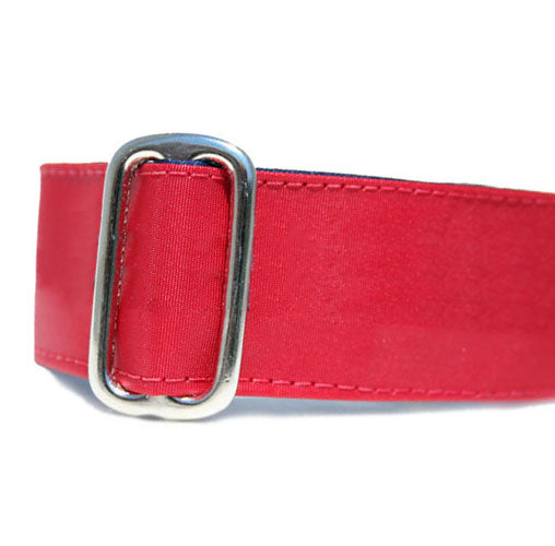 Sailcloth Red Buckle