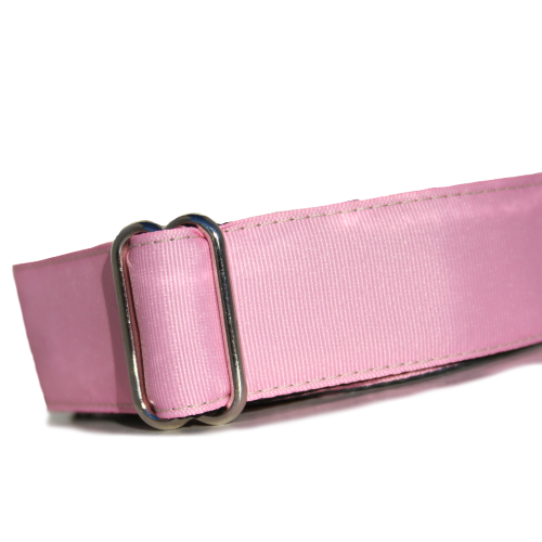 Spectrum Blush Pink ID Tag Collar