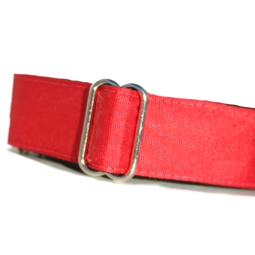 Spectrum Cherry Red Buckle