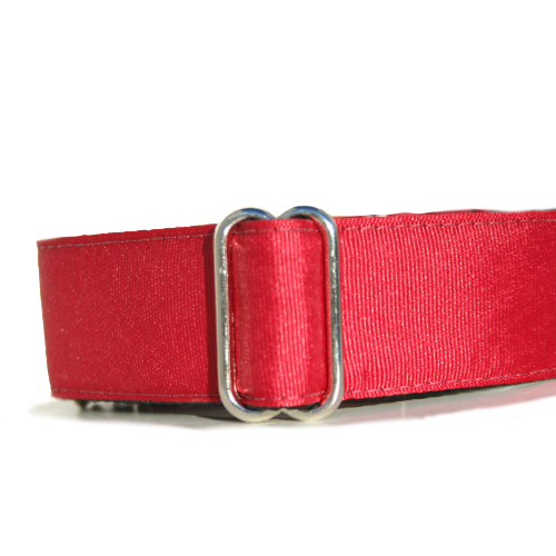 Spectrum Cranberry Red Buckle