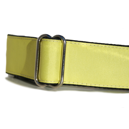 Spectrum Lemon Yellow Buckle