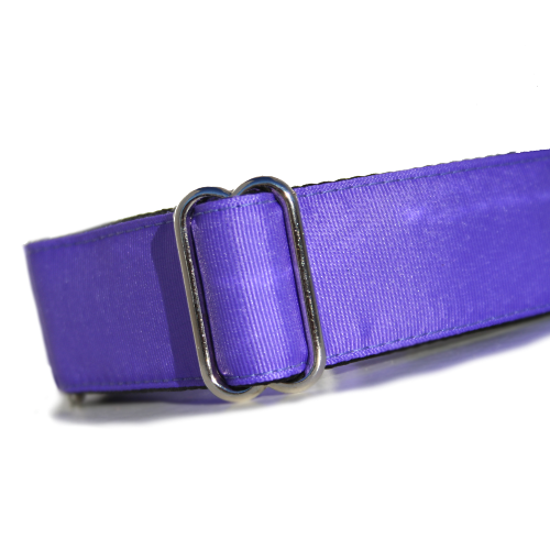 Spectrum Grape Purple ID Tag Collar