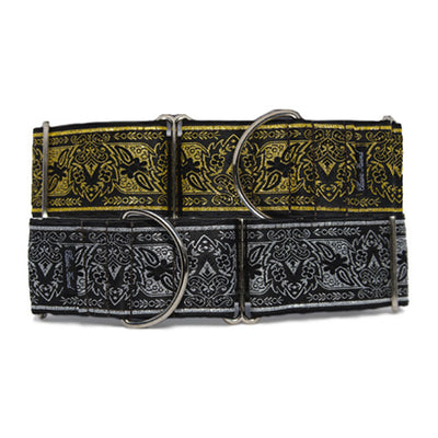 "2"" Satin-Lined Filigree Martingale"