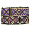 "2"" Satin-Lined Morocco Martingale"