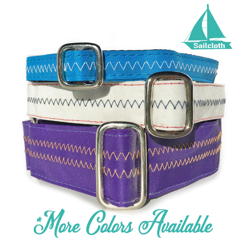 Satin-Lined Sailcloth Martingale