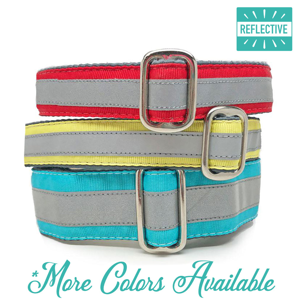 Satin-Lined Reflective Martingale