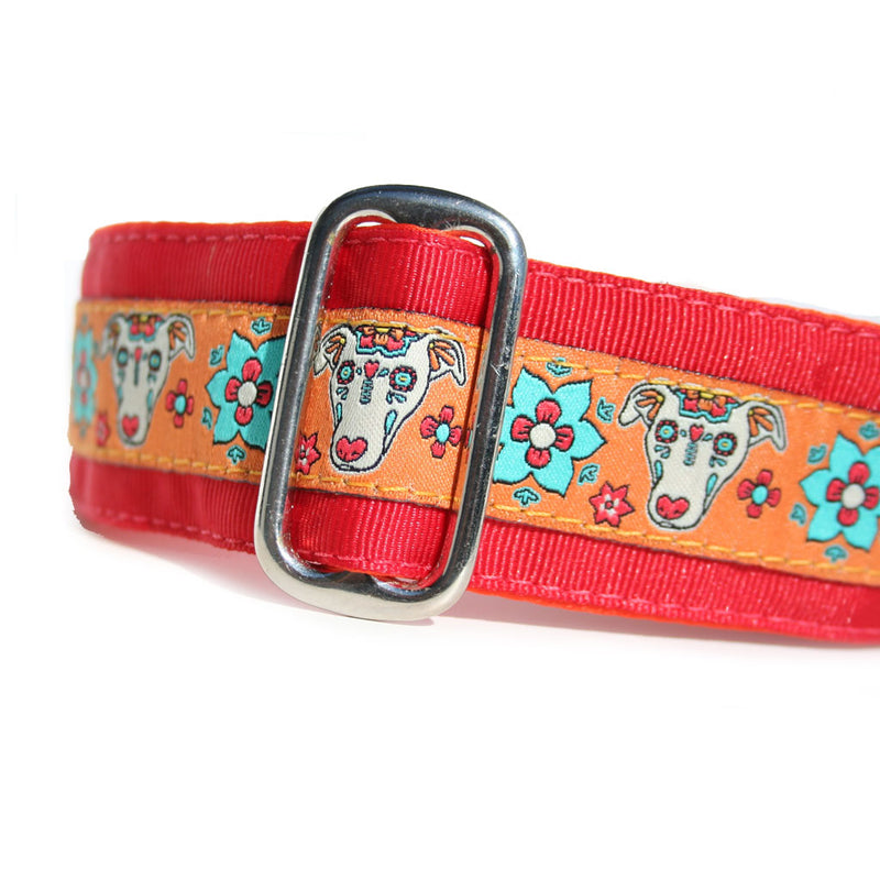 Satin-Lined Sugar Hound Martingale