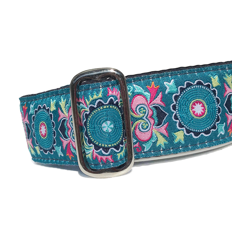 "1.5"" Satin-Lined Mantra Martingale"