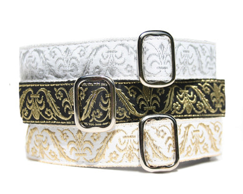 "1"" Satin-Lined Wedding Bells Martingale"