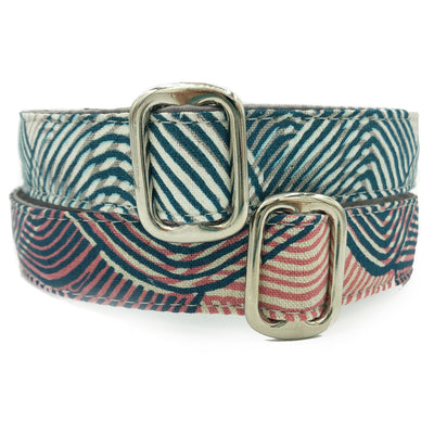 Satin-Lined Zen Tag Collar