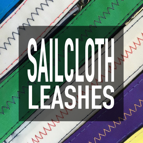 Sailcloth Leashes