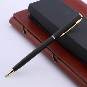 Matte Black & Gold Classic Ballpoint Pen - Women's Global Virtual Assistant Shop