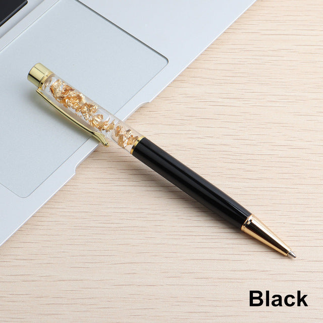 Luxury Crystal Gradient Ball Point Pens - Women's Global Virtual Assistant Shop