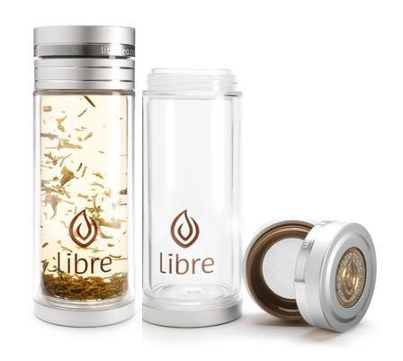 Libre Infuser 24 pack - The Classic Silver 14oz - PG420