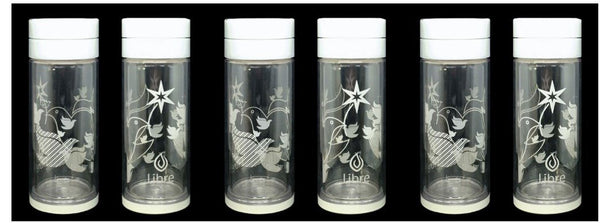 Libre Infuser 6 pack - Peace Doves 14oz - PG420PD