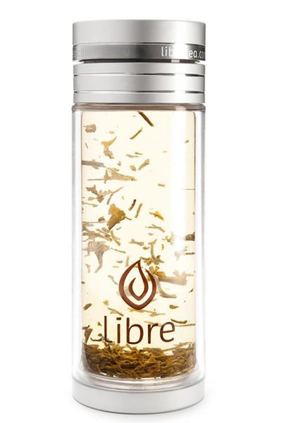 Libre Infuser 6 pack - The Classic Silver 14oz - PG420