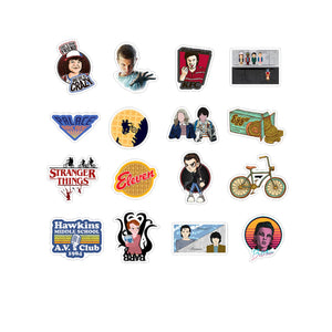 STRANGER THINGS STICKERS - TheNormalStore
