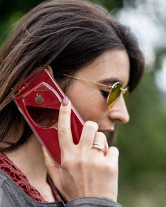 RED WINE IPHONE CASE - TheNormalStore