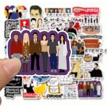 Load image into Gallery viewer, FRIENDS STICKERS (PACK 1) - TheNormalStore