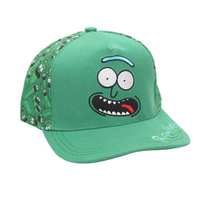 RICK AND MORTY SNAP-BACK - TheNormalStore