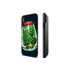 PICKLE RICK PHONE CASE - TheNormalStore