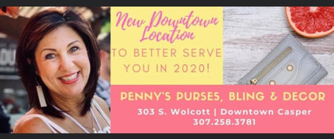 Penny's Purses, Bling, and Decor