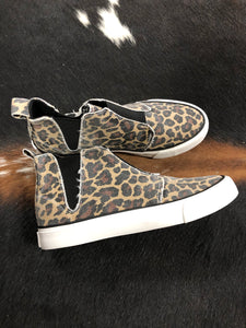 Leopard Frankie High Top