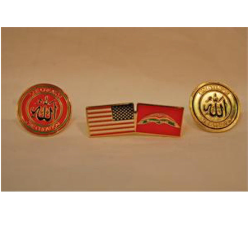 Bundle Lapel Pins