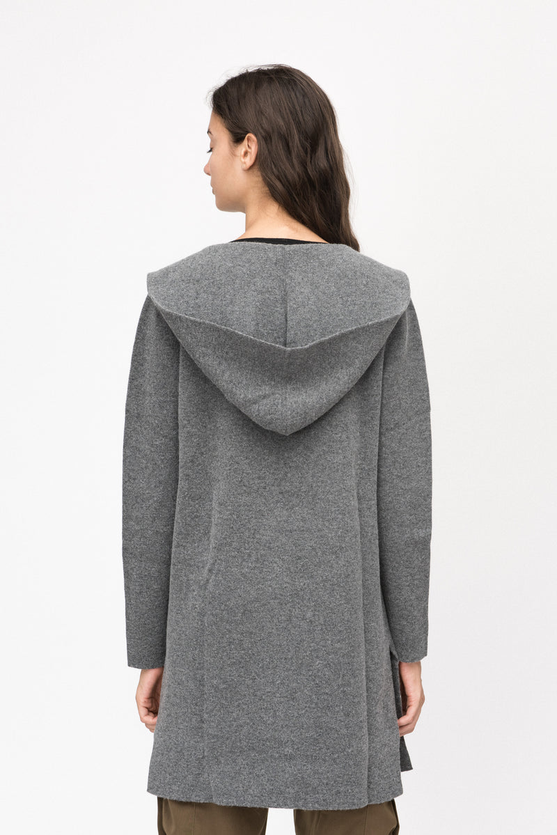 Hooded Duster